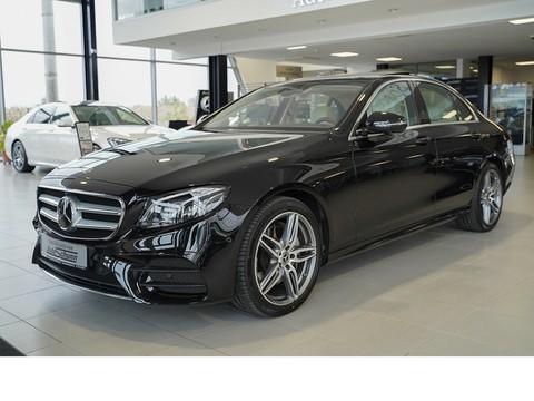 Mercedes-Benz E 220 d AMG-----°