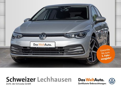 Volkswagen Golf 1.5 TSI VIII Style HdUp 8-fach