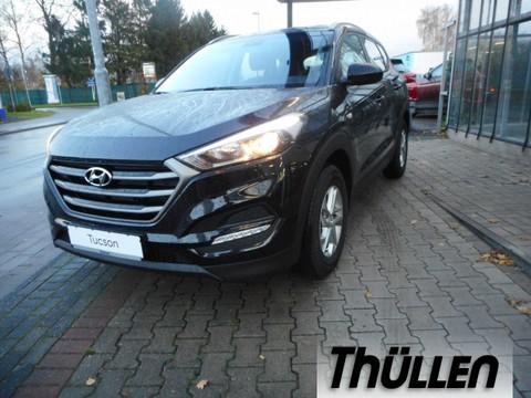 Hyundai Tucson 1.6 Benzin