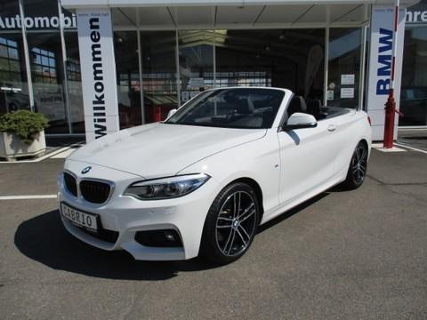 BMW 230 i A Cabrio Face M-Sport UPE 58340 Euro Adaptives