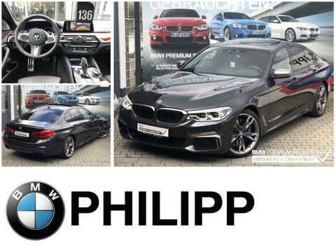 BMW M550 d xDrive Massage DA St hz TV Night V
