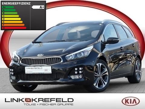 Kia cee'd 1.6 CRDi Sportswagon GT-Line alle Pakete