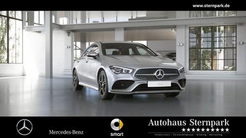 Mercedes-Benz CLA 220 d Coupé AMG MBUX Spiegel-P