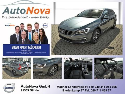 Volvo V60 D3 Linje Svart