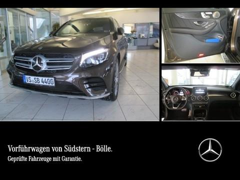 Mercedes GLC 350 d AMG PanoDach °
