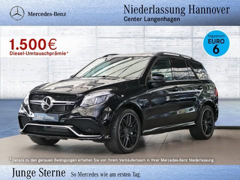 Mercedes GLE 63 AMG undefined