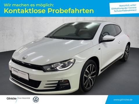 Volkswagen Scirocco 1.4 TSI Allstar Pure White 17 vo hi