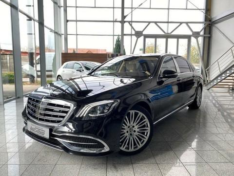 Mercedes-Benz S 560 Maybach DESIGNO--FIRST CLASS FOND