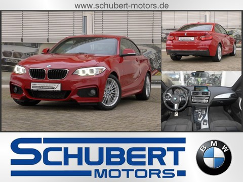 BMW 225 d Coupé M-Paket Prof Hifi Komfortz