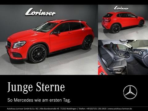 Mercedes-Benz GLA 200 AMG URBAN NIGHT