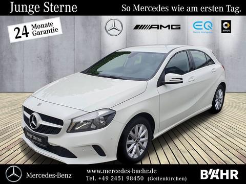 Mercedes-Benz A 160 d Style Start-Funktion R