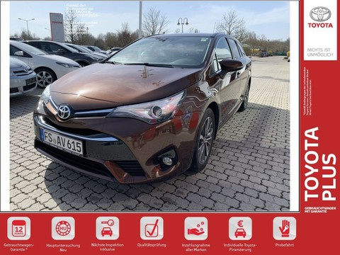 Toyota Avensis 2.0 D-4D Sports Business Edition