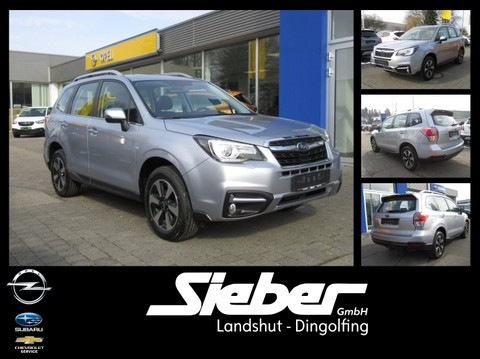 Subaru Forester 2.0 I Exclusive