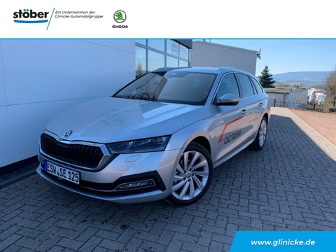 Skoda Octavia 2.0 TDI Combi First Edition