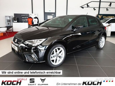 Seat Ibiza 1.0 TGI FR Wireless Charger