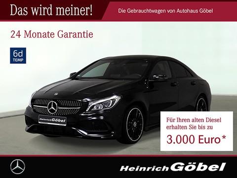 Mercedes-Benz CLA 250 AMG-LINE NIGHT-PAKET SPIEGEL-PA