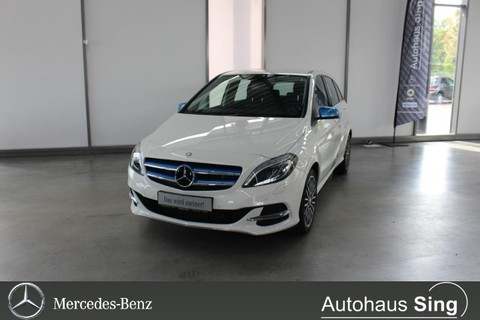 Mercedes B Electric Drive undefined