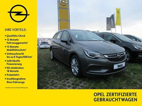 Opel Astra 1.0 Turbo Sports Tourer Edition über