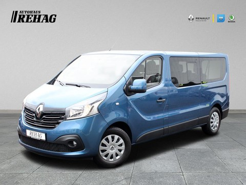 Renault Trafic 2.9 Grand Combi Expression T dCi 125