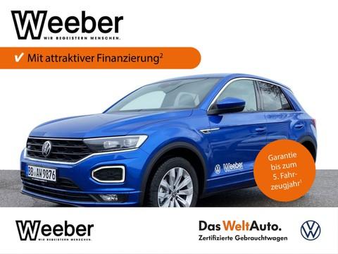 Volkswagen T-Roc 1.5 l TSI Sport