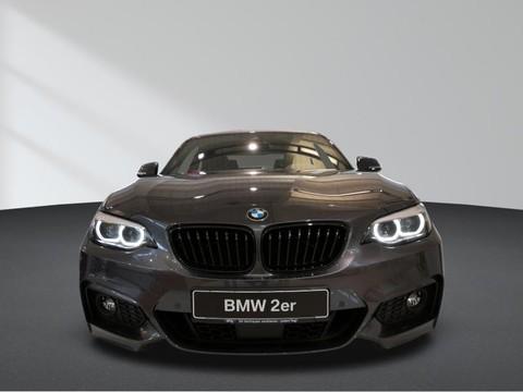 BMW 220 i Coupé M-Sport Businesspaket