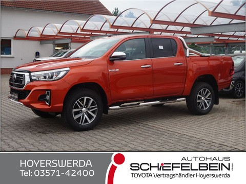 Toyota Hilux Double Cab Executive
