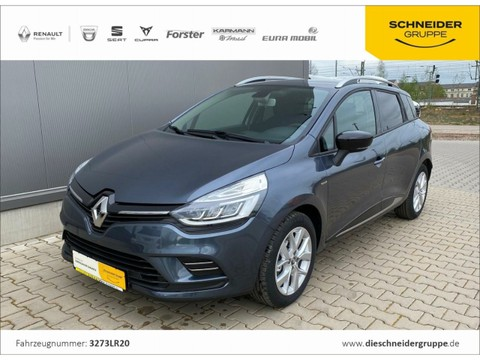 Renault Clio Grandtour Limited TCe 90 DELUXE-PAKET