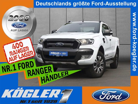 Ford Ranger Extrakabine Wildtrak