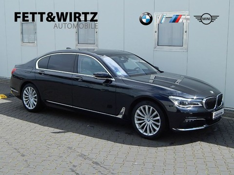 BMW 750 Li xDrive GSD TV