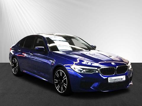 BMW M5 xDrive NaviCD B&W NightVis DA Sitzbelüft