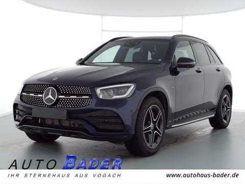 Mercedes-Benz GLC 300 de AMG-Line Night 3750 EUR Bafa