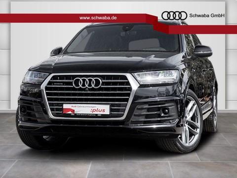 Audi Q7 TDI S line Allr Lenk