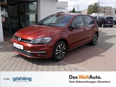 Volkswagen Golf 1.5 TSI VII IQ DRIVE Parklenkassis