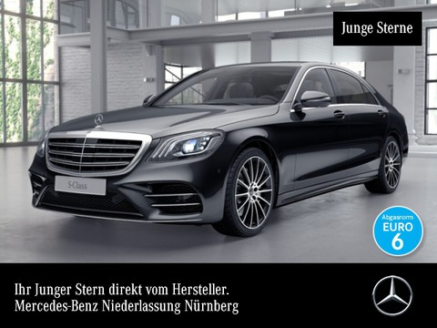 Mercedes-Benz S 560 L AMG ° Burmester
