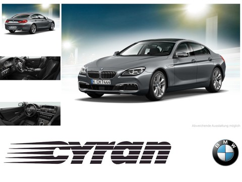 BMW 640 Gran Coupe Prof