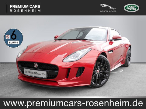 Jaguar F-Type 3.0 L V6 Black-P