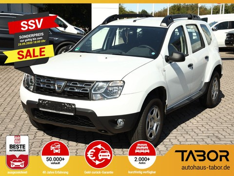 Dacia Duster 1.6 SCe 115 Ambiance 4x2 FunktionsP