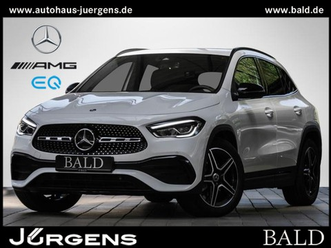 Mercedes-Benz GLA 200 d AMG Night