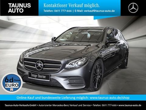 Mercedes-Benz E 400 d T AMG-LINE SITZKL A