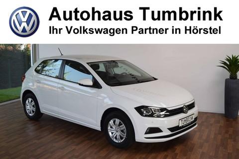 Volkswagen Polo Trendline Handyvorbereitung