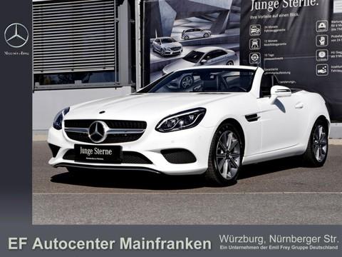 Mercedes SLC 180 6.7 Neupreis 490