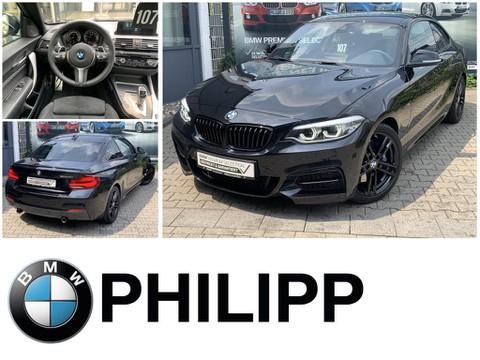BMW M240i Ad M Fahrwerk Komfortzg h&k