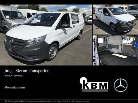 Mercedes-Benz Vito 111 Kasten Langür links