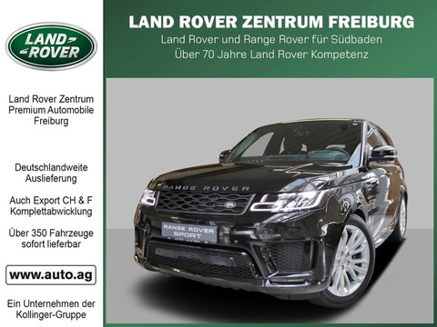 Land Rover Range Rover Sport 0.5 P400E HSE DYN STEUER % APPROVED