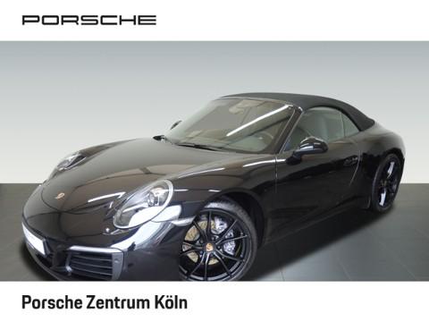 Porsche 991 Carrera Cabrio 20 SWA Sitzbel