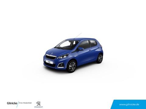 Peugeot 108 1.0 VTi Allure EU6d Multif Lenkrad