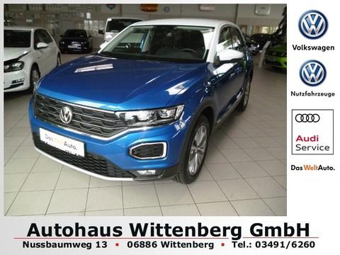 Volkswagen T-Roc 1.6 TDI Style AID Fahrerassistentpak
