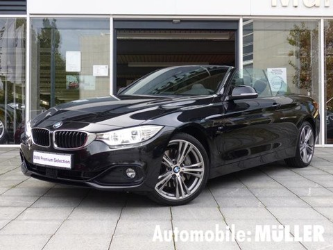 BMW 435 d xDrive Cabrio Sport Line HiFi
