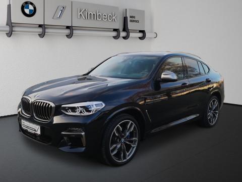 BMW X4 M40 d elekt Sitze