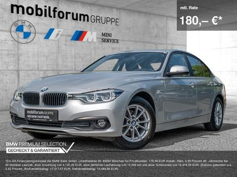 BMW 320 d Advantage